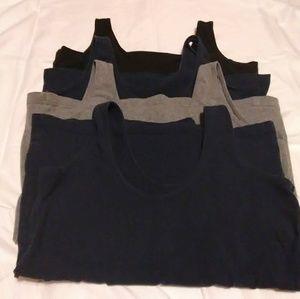 Bundle of Maurice's tank tops